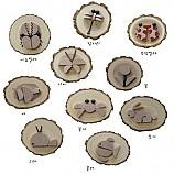 나무곤충자석만들기/10개입