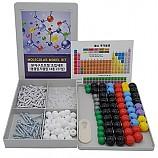 분자구조모형조립세트/봉결합,직결합14종227점
