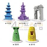 4D프레임 전통건축시리즈