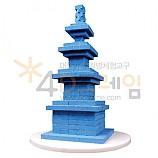 4D프레임 전통건축_석가탑