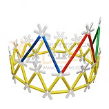 4D프레임 포디 왕관