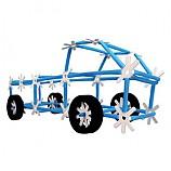 4D프레임 무동력자동차