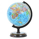 24cm 블루 타임존 지구본/지구의