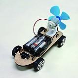 전동 풍력자동차