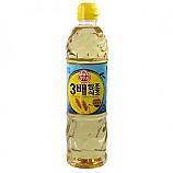 진한식초/3배양조식초/900ml