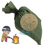 방화사/소방용모래