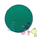 초록색 칼라스티로폼구/스타이로폼공/스치로폼공