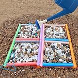 흙을보존하기위한시설물만들기/4인용