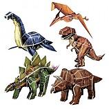 공룡시리즈/5종