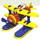 수상비행기만들기