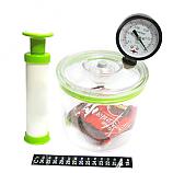 진공실험장치/압력계부