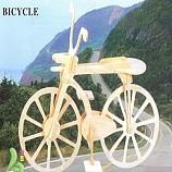 나무공작/자전거/나무판2장