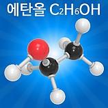 분자구조만들기/에탄올/5인용