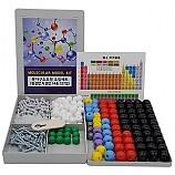 분자구조모형조립세트/봉결합,직결합14종337점