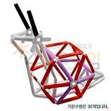 4D프레임 달팽이(입체)/30인용