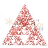 4D프레임 시에르핀스키 피라미드 (정삼각 5단계)