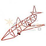 4D프레임 비행기