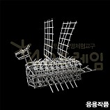 4D프레임 이순신 장군의 무적함대 거북선