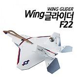 윙글라이더 F22 랩터 /1인용