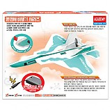 F-22A/콘덴서 비행기
