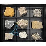 교과서에나오는기본암석9종