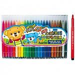 24색 사인펜/싸인펜
